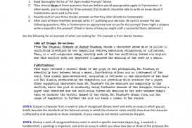 006 Essay Example 008348300 1 Ap Literature Stunning Prompts List 2008 Macbeth