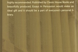 006 Essay Example A1wk2b8iezwl Essays In Remarkable Persuasion Audiobook Pdf John Maynard Keynes Summary