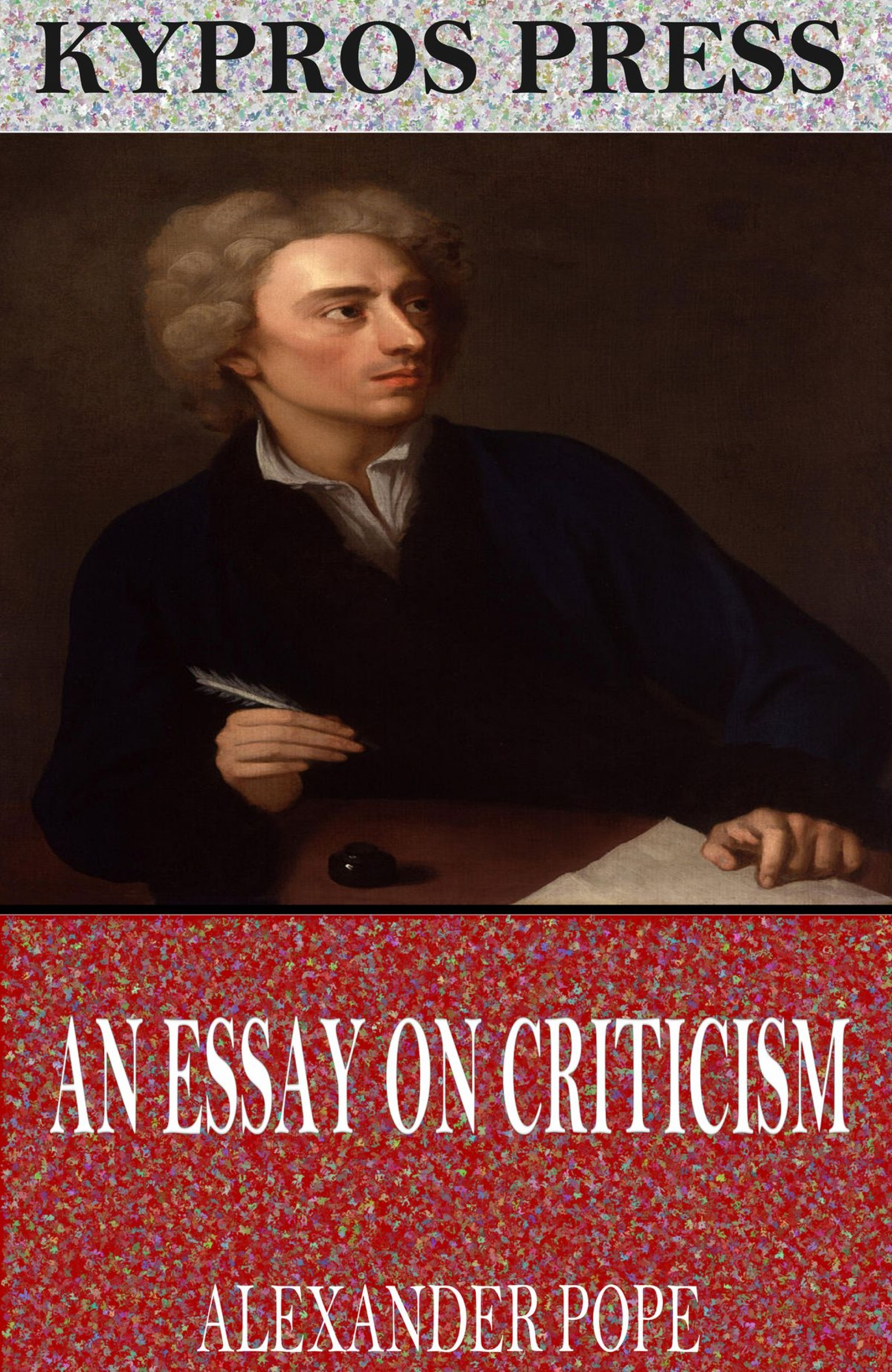 006 Essay Example An On Criticism Sensational Lines 233 To 415 Part 3 Analysis Pdf 1920