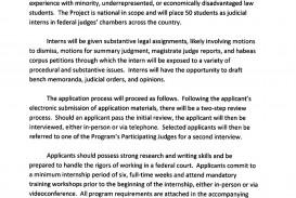 006 Essay Example Announcement Jrc Jtbfsummerjudicialinternship Page 1 Cultural Outstanding Diversity Conclusion Questions