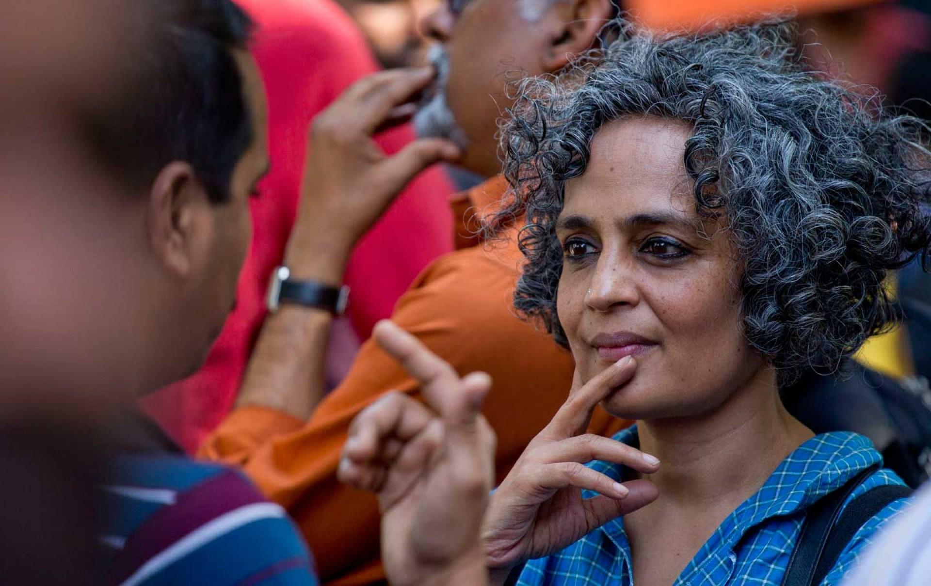 006 Essay Example Asokan Qa Ap Essays By Arundhati Sensational Roy 1920
