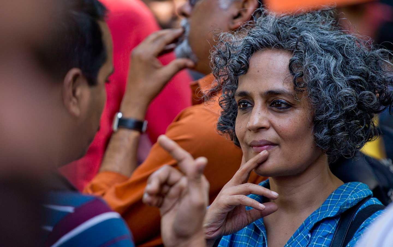 006 Essay Example Asokan Qa Ap Essays By Arundhati Sensational Roy Full