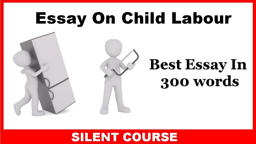 006 Essay Example Child Labour Best In Pakistan Pdf Malayalam Tamil Large
