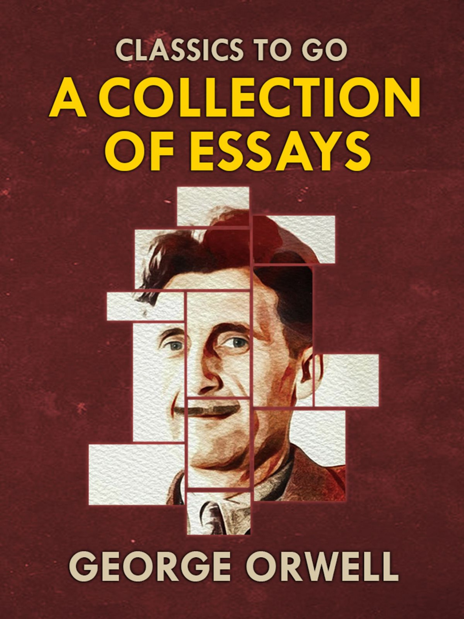 006 Essay Example Collections Of George Orwell Singular Essays Pdf Themes 1920