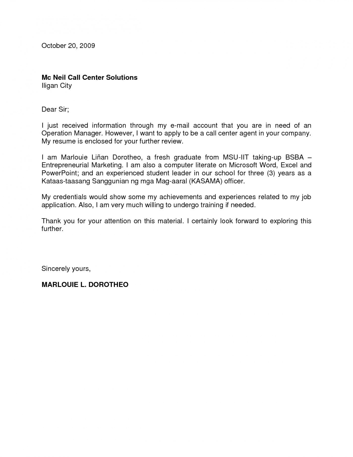 Example Cover Letter For Job from www.thatsnotus.com