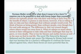006 Essay Example Critical Lens Best Sample Template English Regents