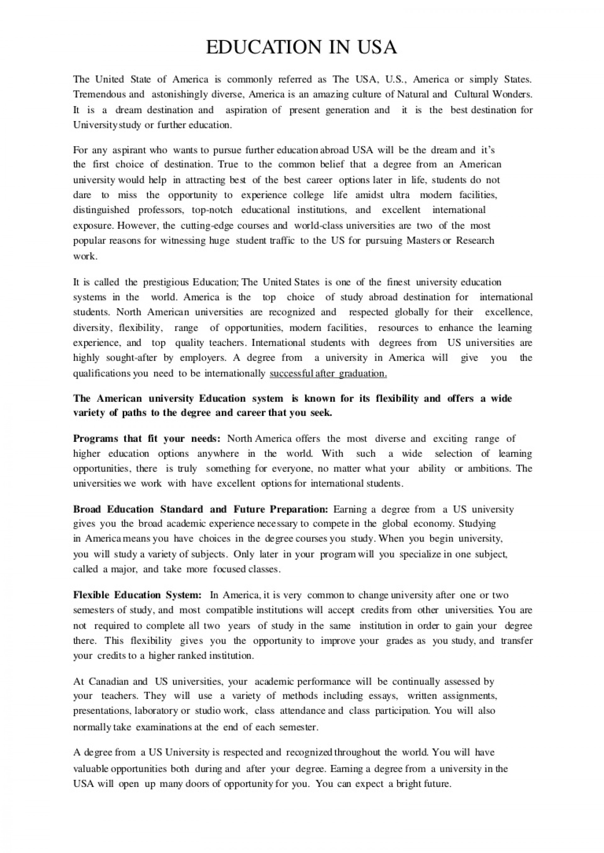 006 Essay Example Education In America Whb12 Jpg Pay For Investments Admission Higher Educationinusappt Phpapp01 Thumbn History Of Reform Problems Inequality Poverty And Free Stupendous What Is An American Ideas Definition Crevecoeur Summary 1920
