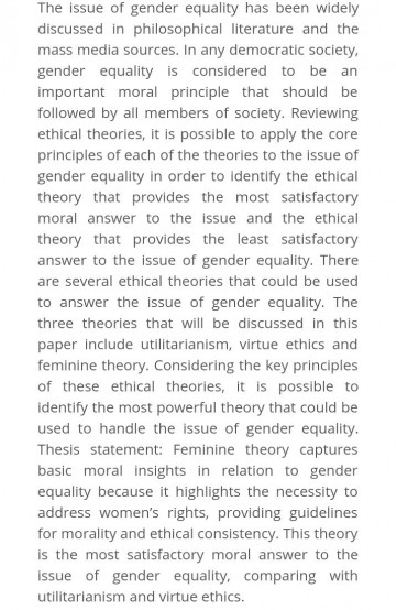 006 Essay Example Equality Formidable Questions Gender Titles 360