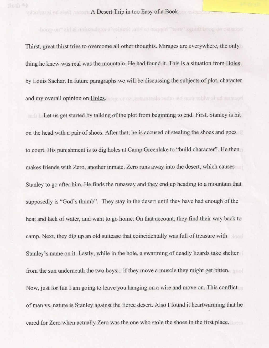 006 Essay Example How To Start Hook In An Good Hooks For Argument Essays College Prompt Desert Application About Failure Your Background Yourself Examples Off Impressive A Of Argumentative On Kill Mockingbird Music Large