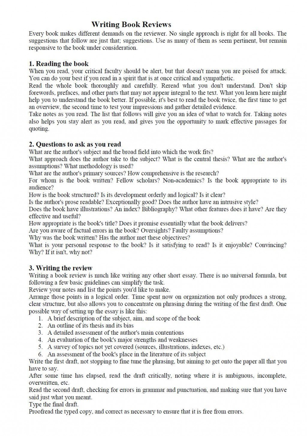 006 Essay Example How To Write Book Review Automatic Incredible Writer Free Large