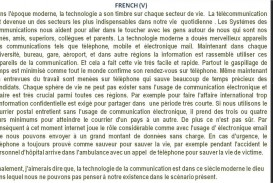 006 Essay Example In French Writing Essays Service Frightening On My Family For Beginners Monuments Of France Language