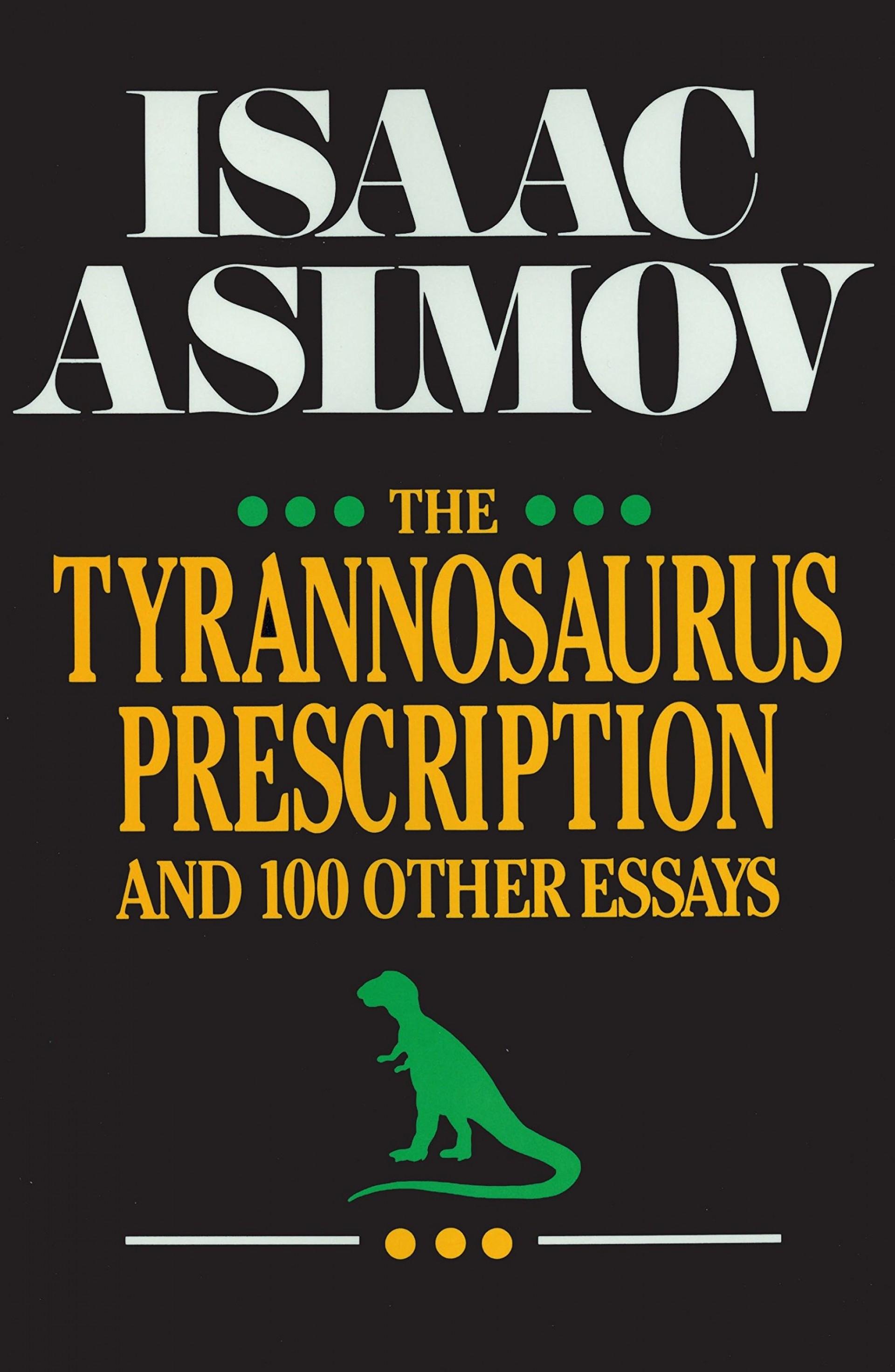 006 Essay Example Isaac Asimov Essays Awful On Creativity Intelligence 1920