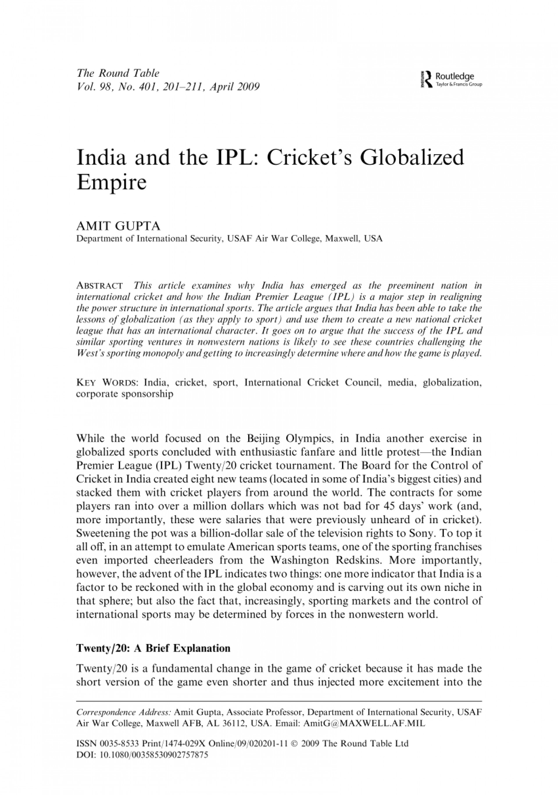 006 Essay Example Largepreview On Ipl In Impressive Hindi 2017 Cricket Match 1920
