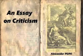 006 Essay Example Maxresdefault Alexander Pope On Outstanding Criticism Part 1 Analysis Summary