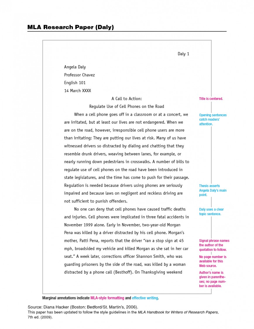 006 Essay Example Mla Phenomenal Formatted Format Title Page In Text Size 868