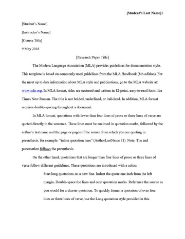 006 Essay Example Mla Format Template Sensational Google Docs Sample 360