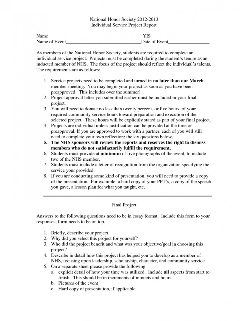 006 Essay Example Nhs Bunch Ideas Of Honor U S Department Defense Photo My Hair In Lovely About Society And Stupendous Rubric Prompt 2018 Character