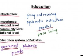 006 Essay Example On Education Impressive Educational And Professional Goals Importance In Development Of Country