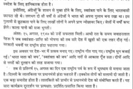 006 Essay Example One Day 100099 Thumb Dreaded School Trip Without Electricity In Hindi Experience As A Doctor Short