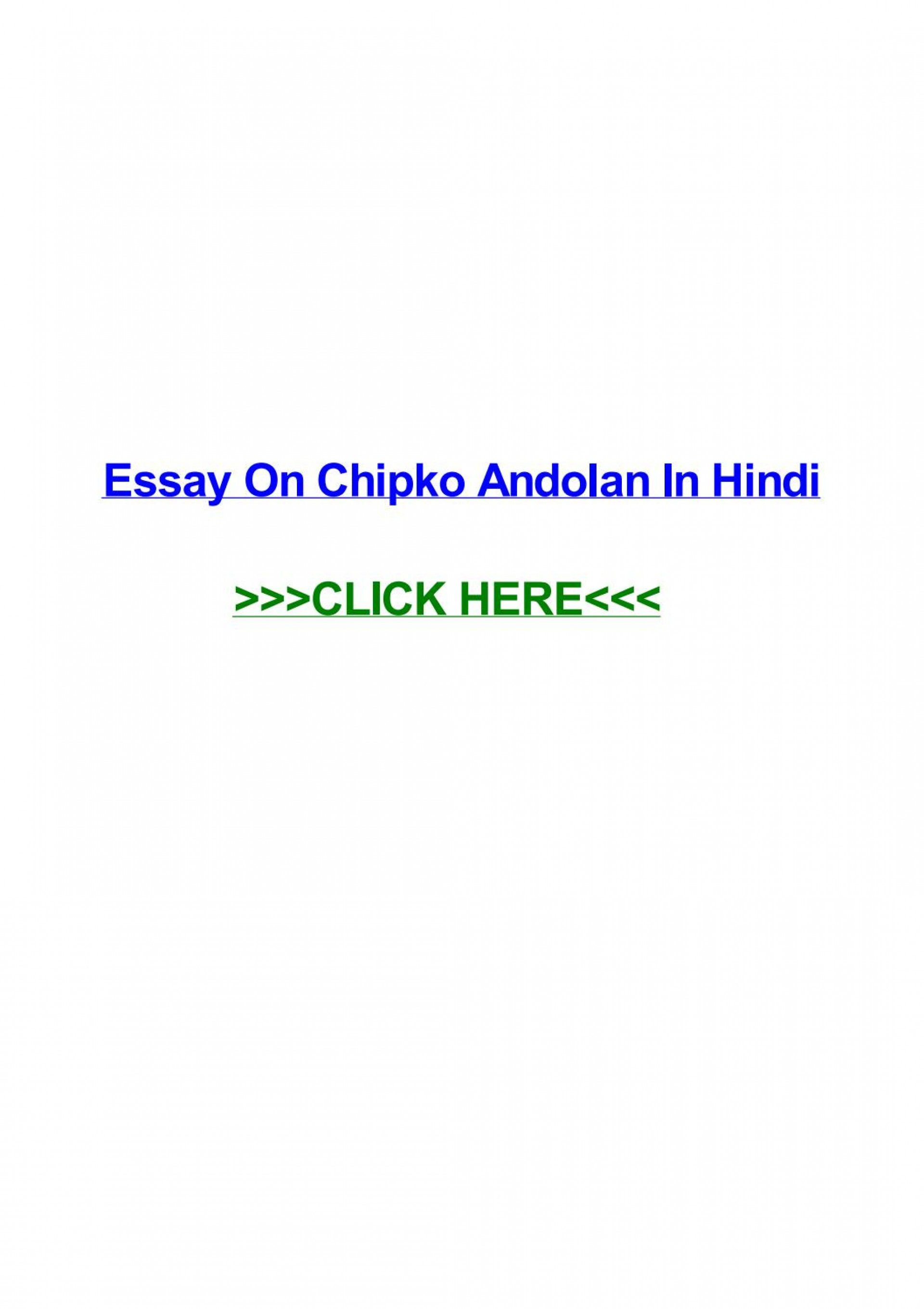 006 Essay Example Page 1 Chipko Imposing Movement Writing 150 Words In Kannada Language 1920