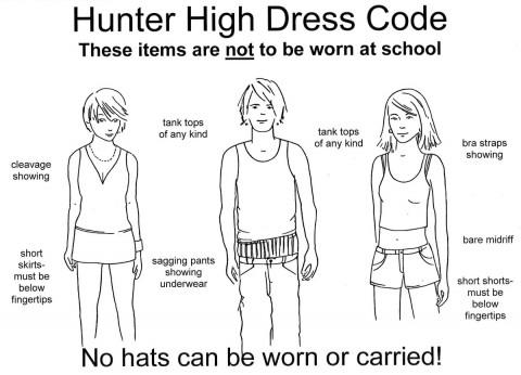 006 Essay Example Satire On School Dress Code Beautiful 480