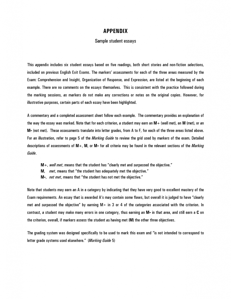 006 Essay Example Student Awesome Sat Examples Transfer Full