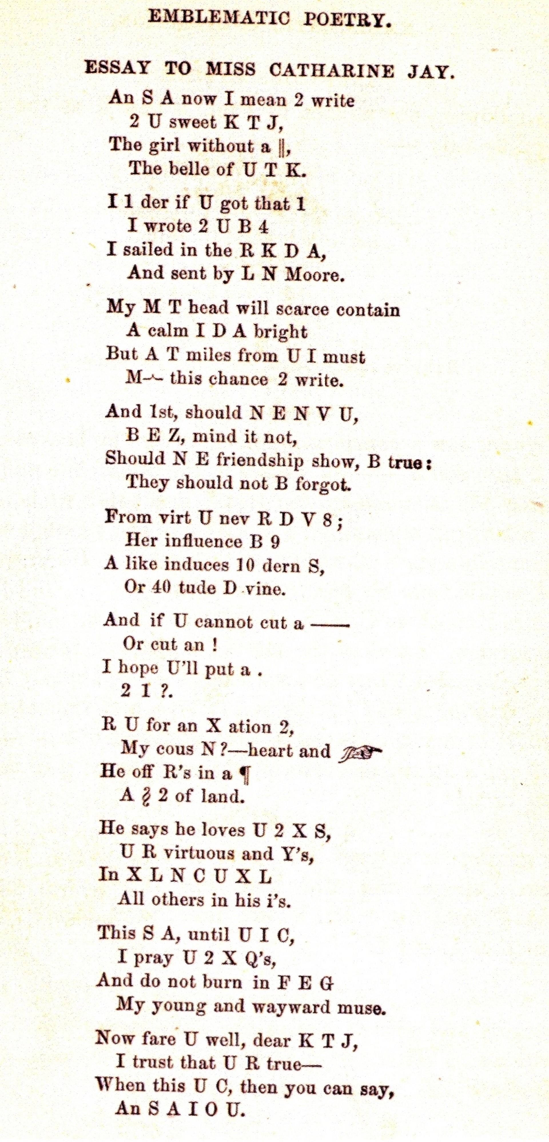 006 Essay Text Speak3 Example Beautiful Help123 1920