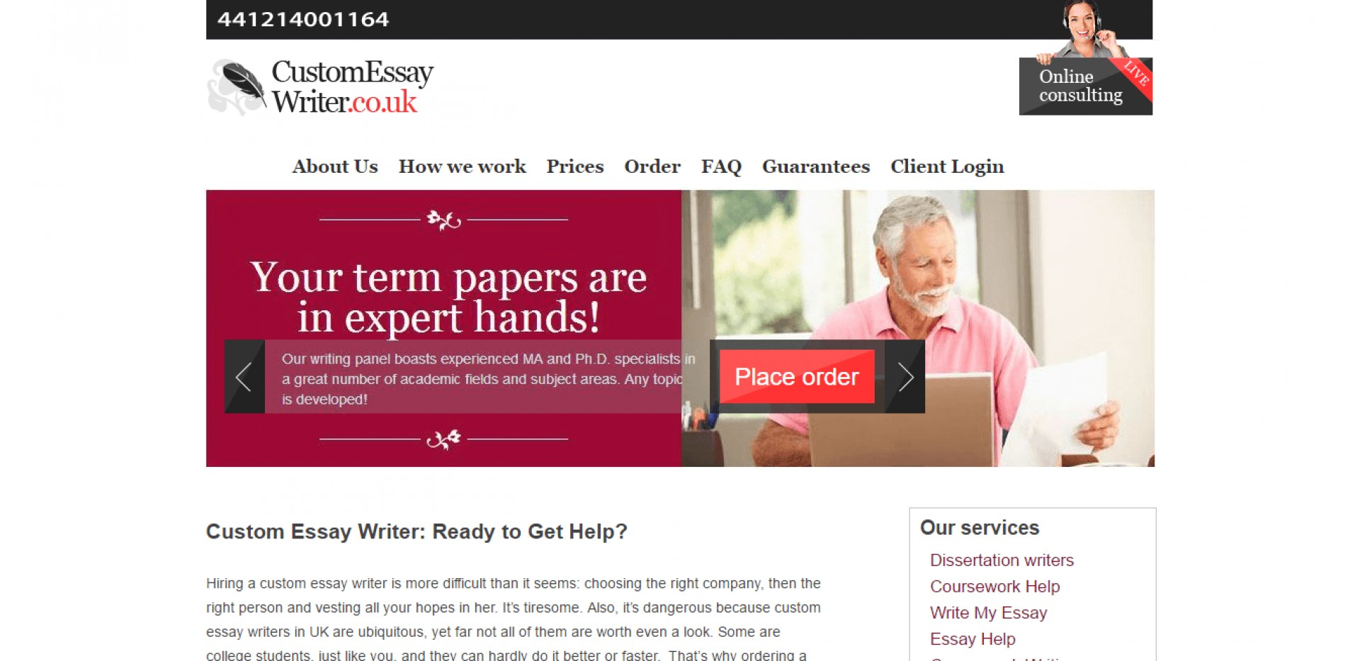 006 Essay Writers Uk Customessaywriter Impressive 1920