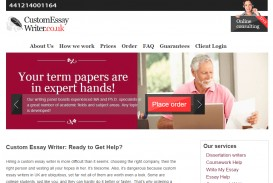 006 Essay Writers Uk Customessaywriter Impressive