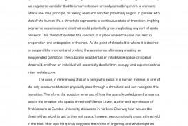 006 Evaluation Argument Essay Example Shocking