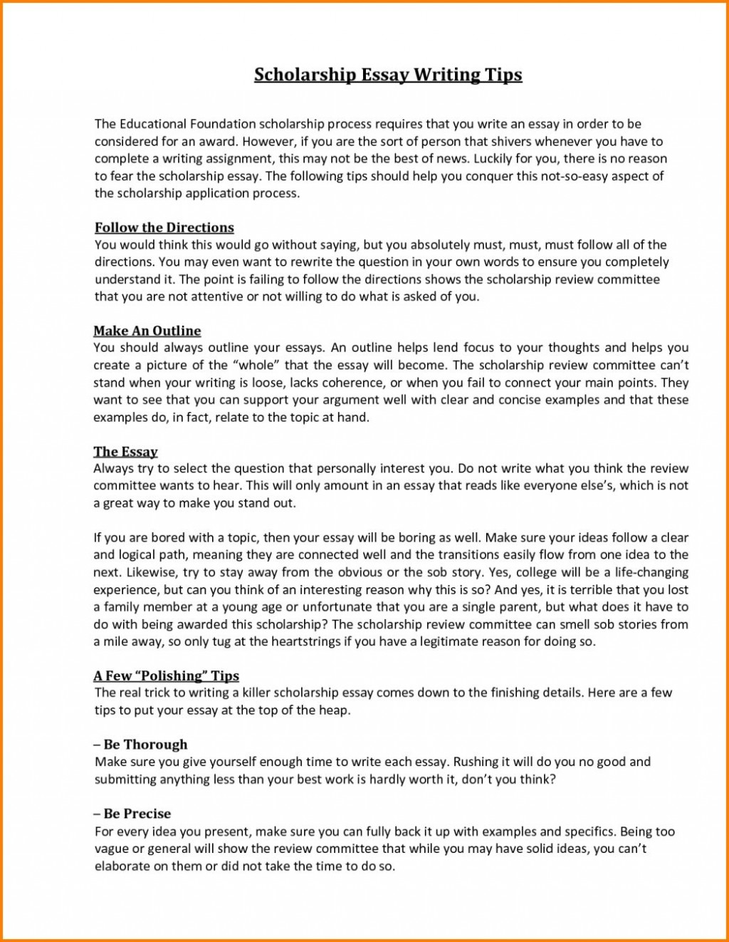 006 Examples Of Scholarship Essays On Financial Need Essay Writings And Aboutyself An With Rega Pdf Citations Foriddle School Introduction College High Sat Best Large