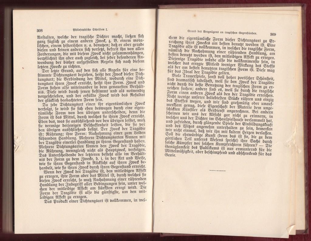 006 Friedrich Schiller Schriften Vol Werke Ger Philosophy History Essays Jpg Essay Awful Large