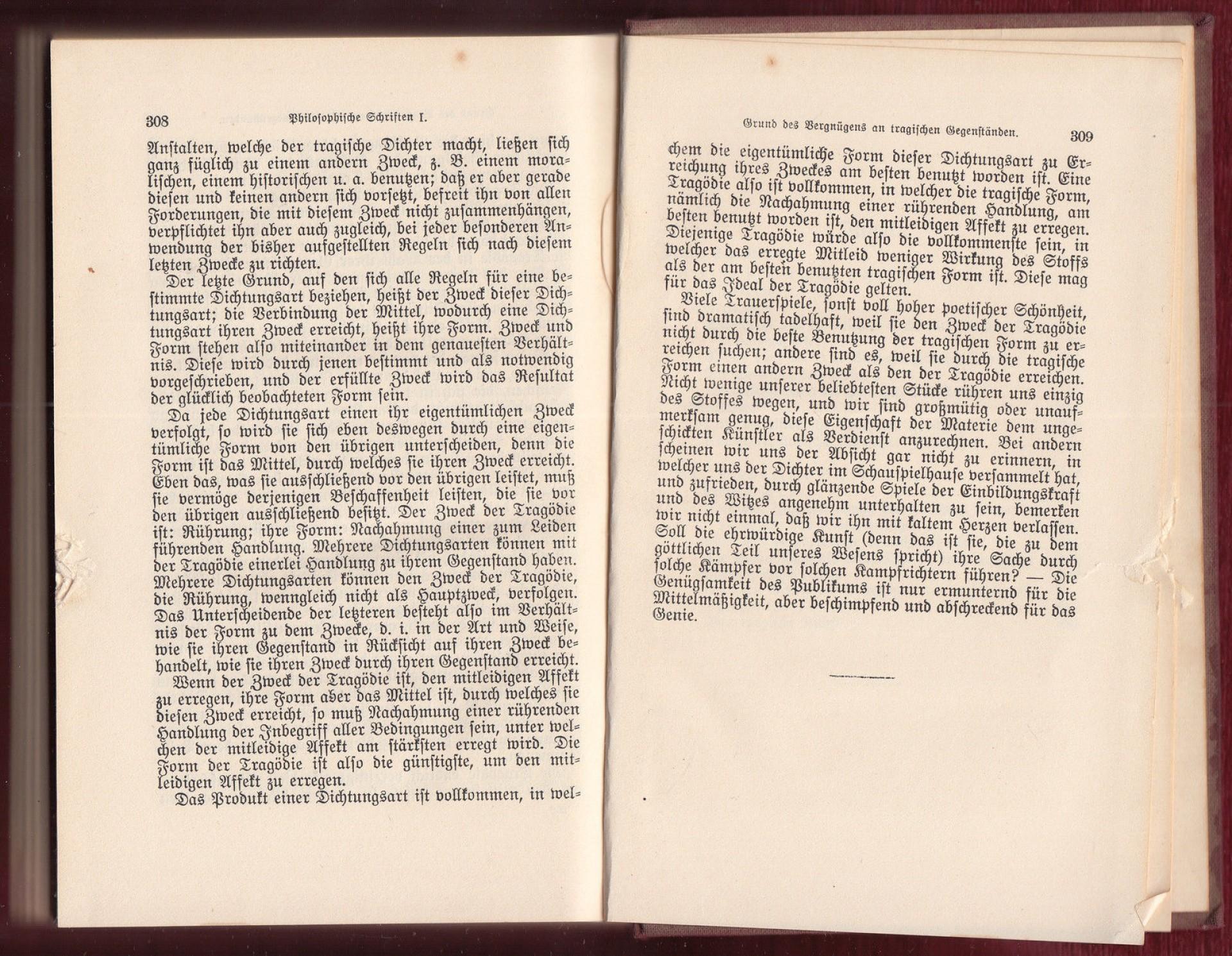 006 Friedrich Schiller Schriften Vol Werke Ger Philosophy History Essays Jpg Essay Awful 1920
