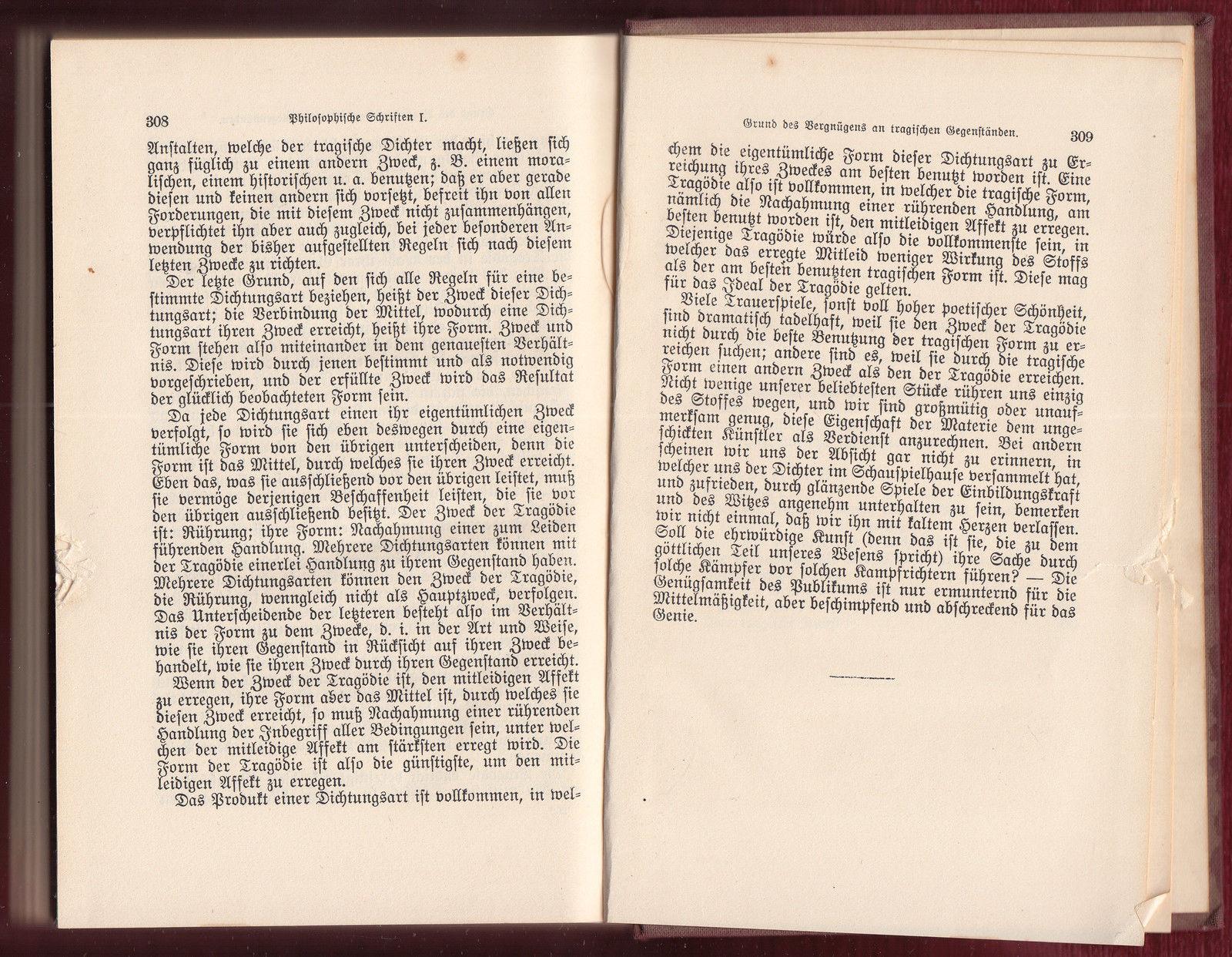 006 Friedrich Schiller Schriften Vol Werke Ger Philosophy History Essays Jpg Essay Awful Full