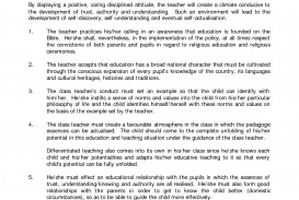 006 Global Teacher Essay Shocking On Becoming A