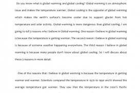 006 Global Warming Essay Humanitiesessay Phpapp02 Thumbnail Unusual Hook Conclusion Outline 320