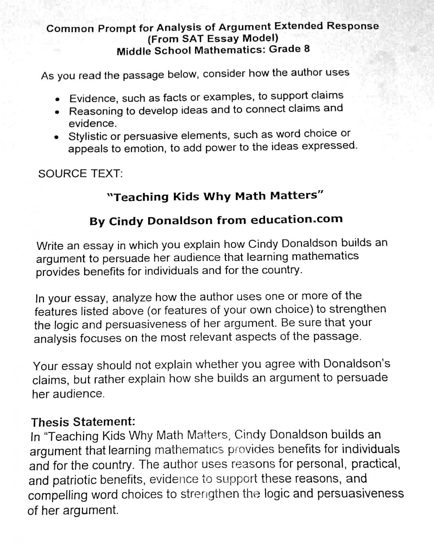 006 Gre Argument Essay Template Debate Essays Formats Analyze An Topics Answers Writingp Ets Pdf Marvelous Prompts Persuasive High School 1400