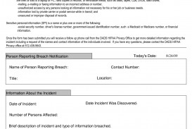 006 Hipaa Essay Example Breach Notification Letter Sample 933164 Archaicawful