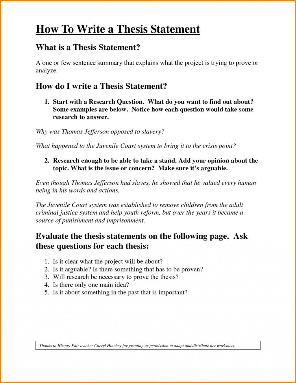 006 How To Make Good Essay Stupendous A Thesis Statement Proper Title Page Large
