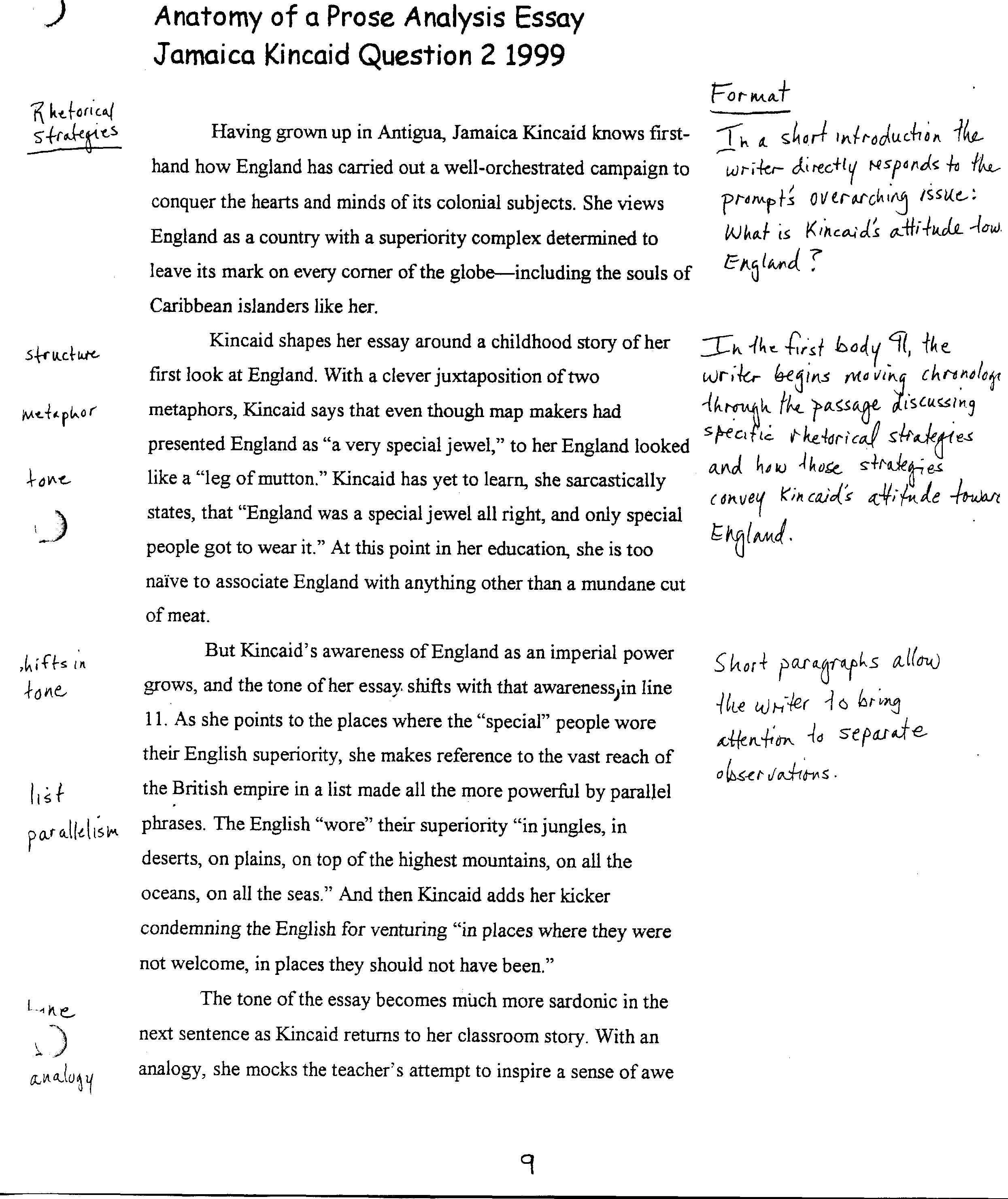 Science Fiction Essay  College Essay Service also Essays About Business Analytical Essay Introduction Example Analysis Essay Thesis  Essay Learning English