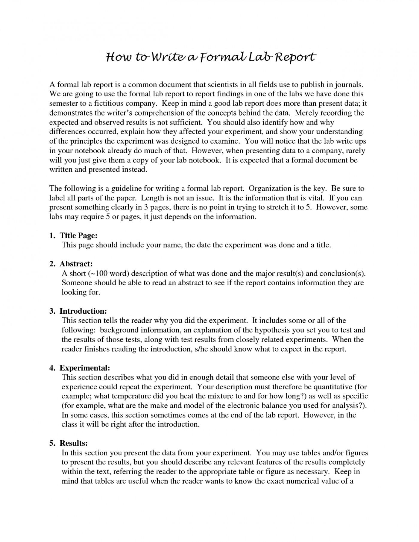 Proper essay format college
