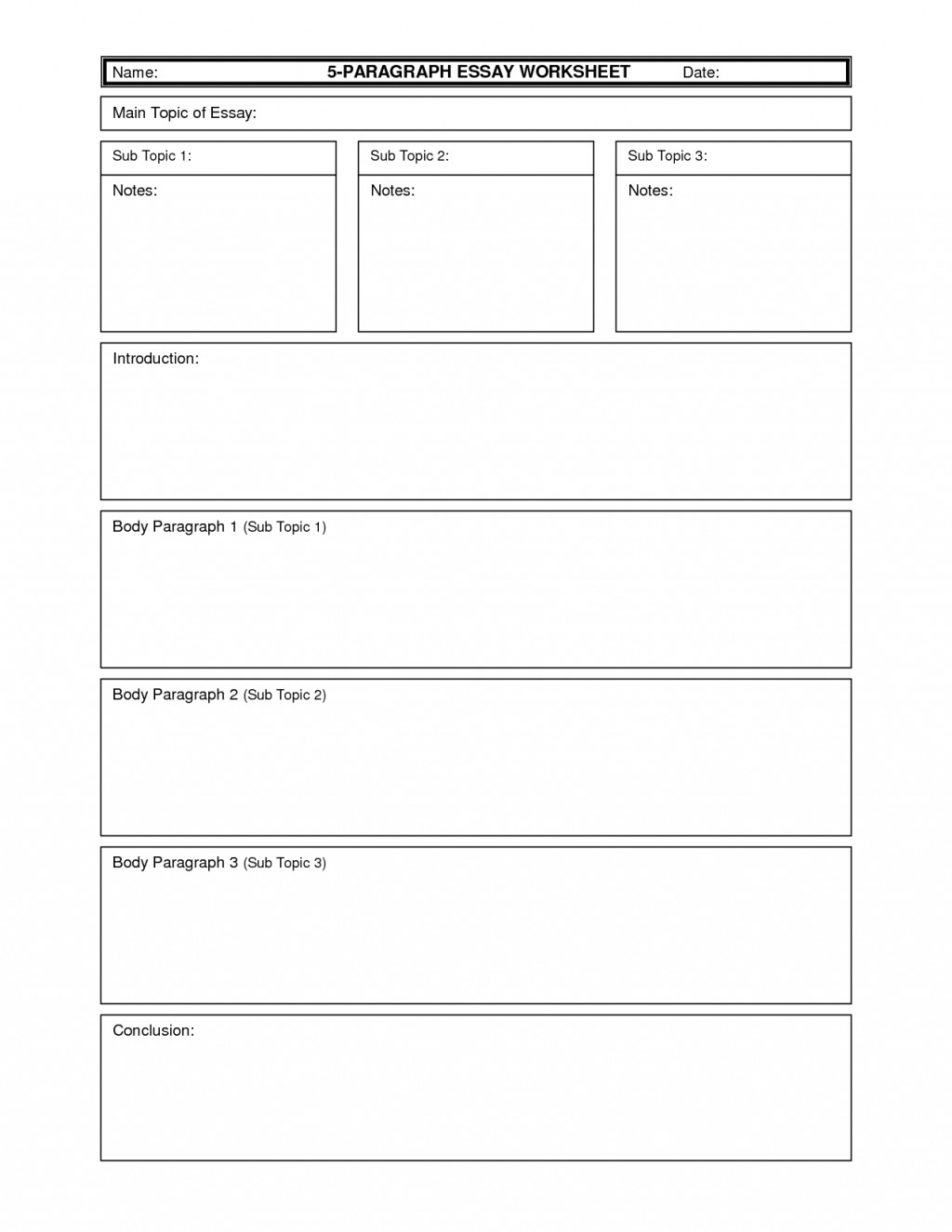 006 Informative Essay Graphic Organizer Example Map Compare And Contrast Organizers For Writing Essays Free Paragraph Outline Worksheet Persuasive Fascinating Informational Pdf 6th Grade Large