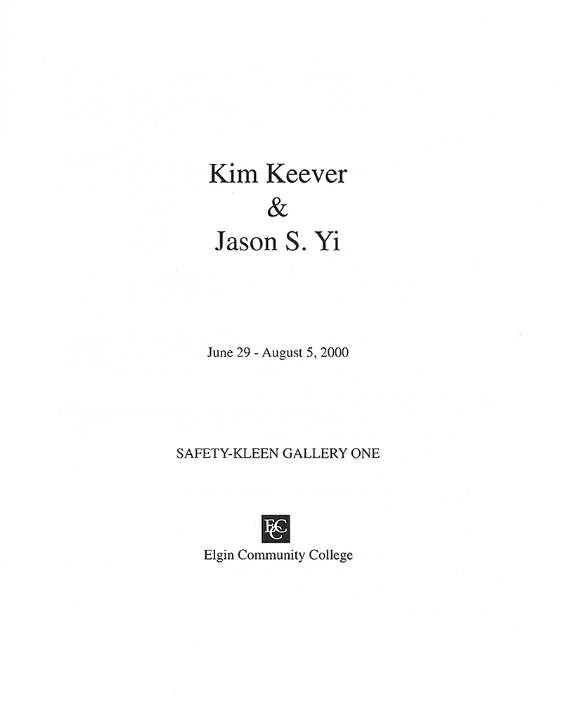 006 Jason Yi Catalog Title Page How To Do Cover For An Essay Best A Make On Microsoft Word Chicago Works Cited In Mla Format Full