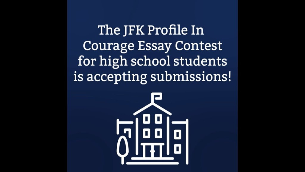 006 Jfk Essay Contest Maxresdefault Impressive Winners Requirements Large