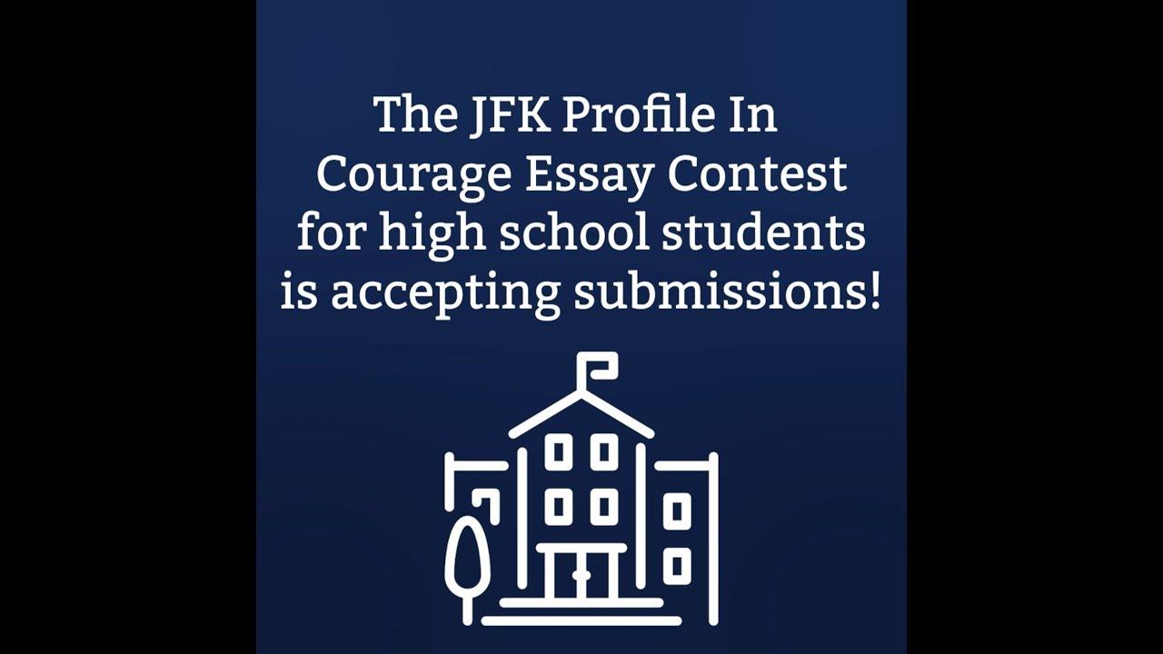 006 Jfk Essay Contest Maxresdefault Impressive Winners Requirements Full