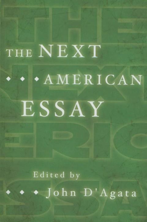 006 John Agata Essay 61uwmdqvqdl Stirring D D'agata Next American 480