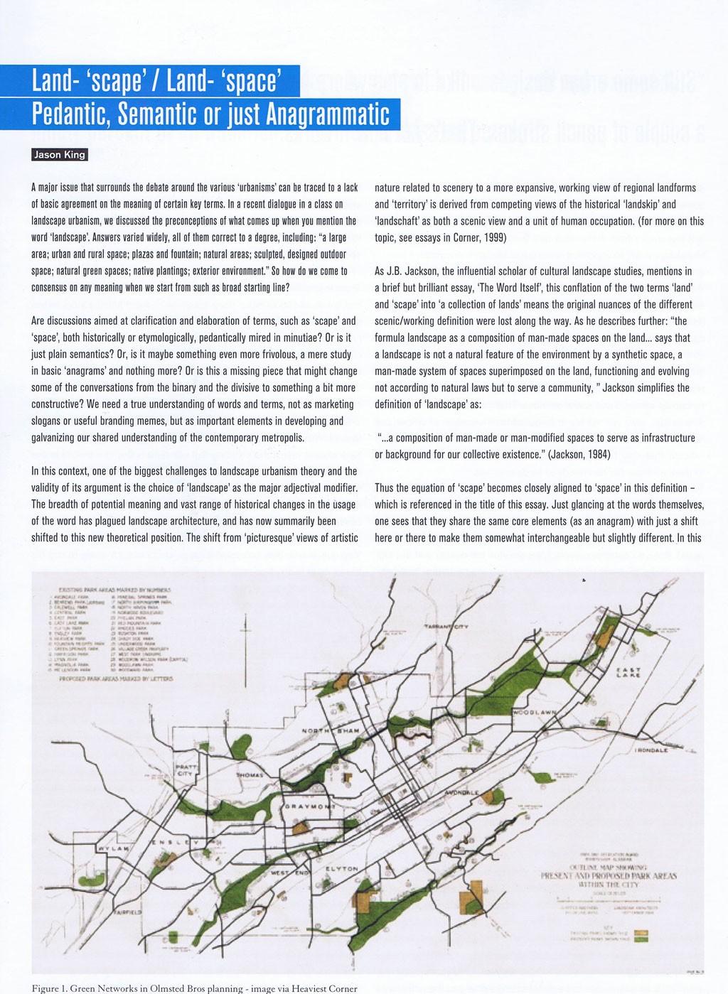 006 Landscape Architecture Essay Atlantis Web Stunning Argumentative Topics Large
