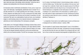 006 Landscape Architecture Essay Atlantis Web Stunning Argumentative Topics 320