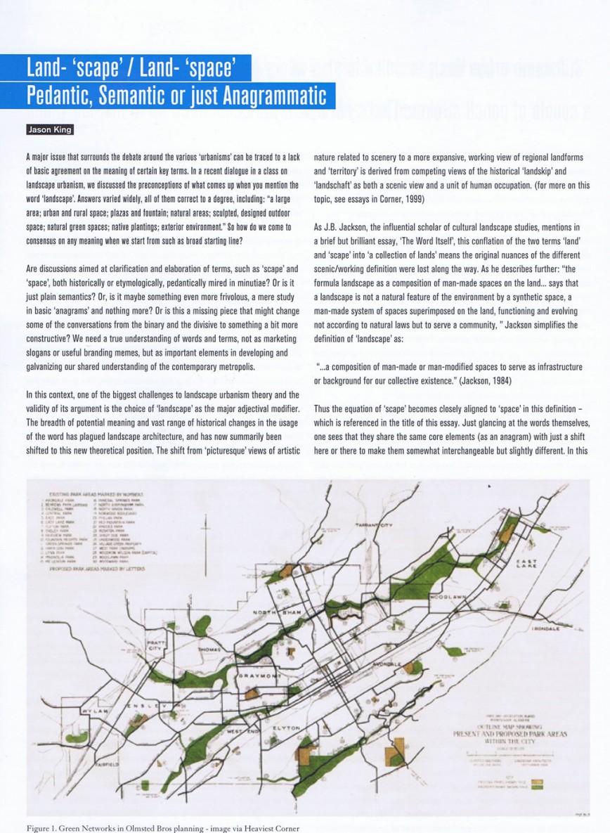 006 Landscape Architecture Essay Atlantis Web Stunning Argumentative Topics 868