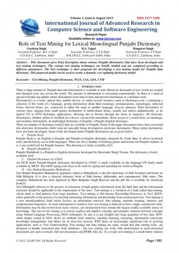 006 Largepreview Essay On Banda Singh Bahadur In Punjabi Formidable Baba Language 360